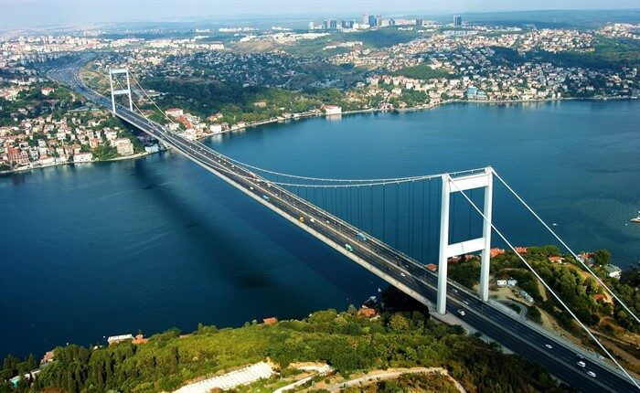 Bosphorus And Black Sea Cruise - Long Circle