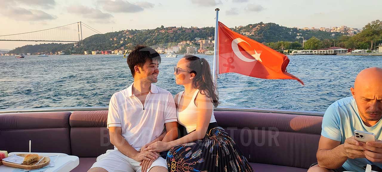 11Istanbul Sunset Cruise on the Bosphorus